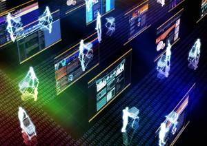 Vision: Digitale Anzeigen werden zu individuellen Assistenten.